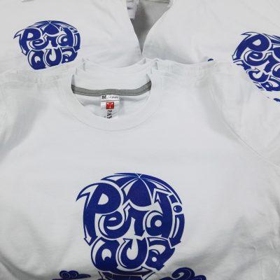 stampa pubblicitaria per magliette - serigrafia