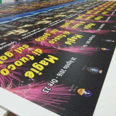 stampa cartelloni per eventi - Salò