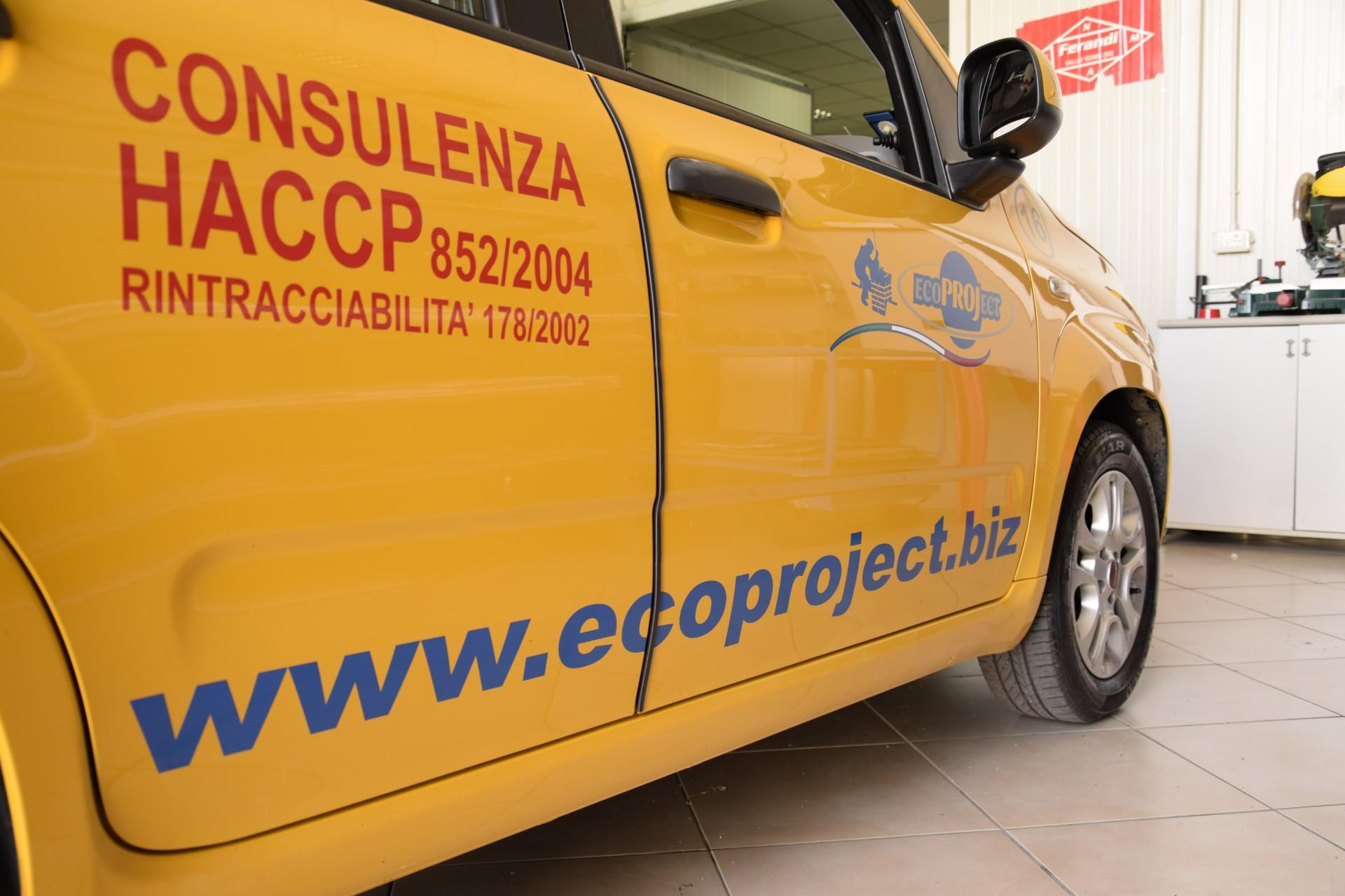 personalizzazione automezzi aziendali a Brescia