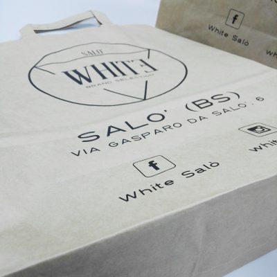 shopper per negozio di abbigliamento