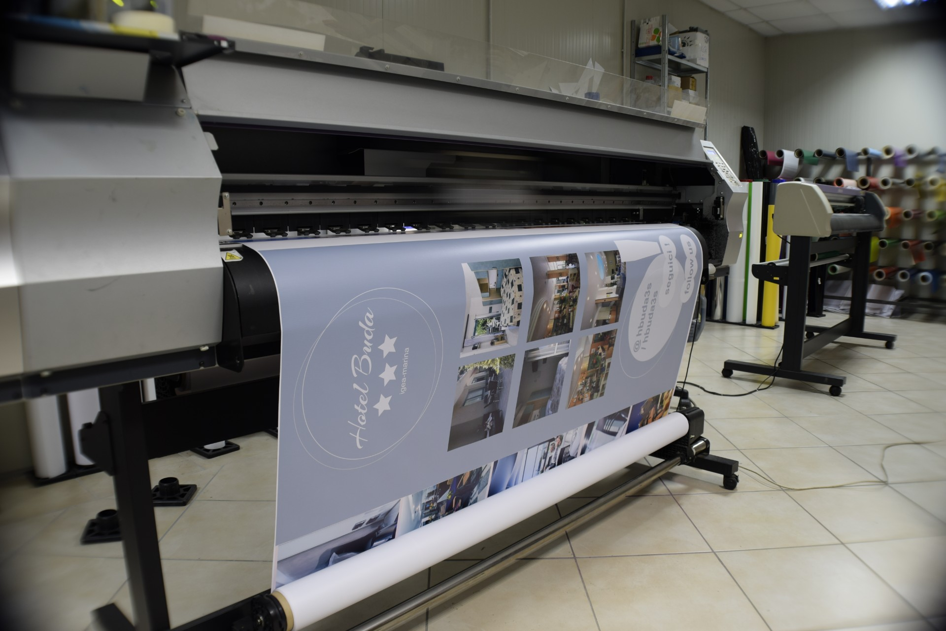 stampa per hotel - stampa grande formato